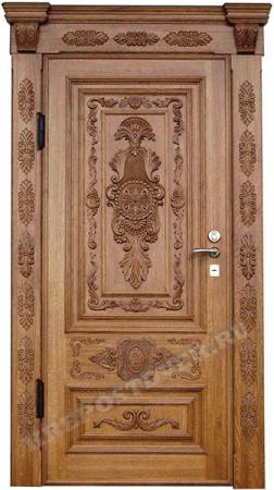Входная дверь Тамбурная-73 — 1 фото