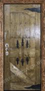 Входная дверь Тамбурная-75