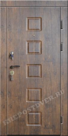 Входная дверь Тамбурная-80 — 1 фото