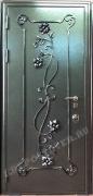 Входная дверь Тамбурная-86