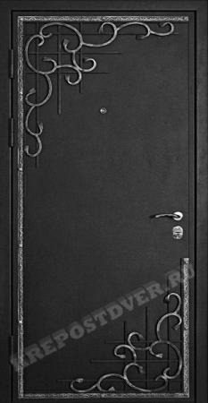 Входная дверь Тамбурная-87 — 1 фото