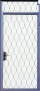 Тамбурная решетчатая дверь №3
