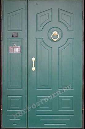 Входная дверь Тамбурная-9 — 1 фото