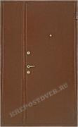 Входная дверь Тамбурная-16