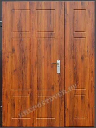 Входная дверь Тамбурная-18 — 1 фото