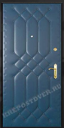 Входная дверь Винилискожа-7 — 1 фото