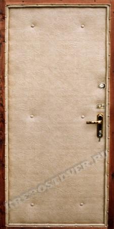 Входная дверь Винилискожа-9 — 1 фото