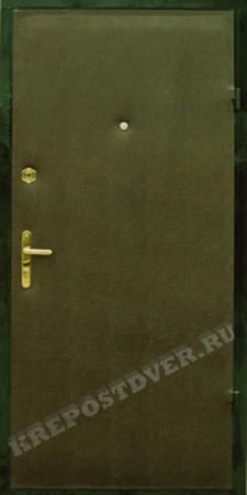 Входная дверь Винилискожа-10 — 1 фото