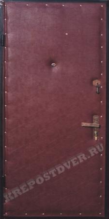 Входная дверь Винилискожа-12 — 1 фото