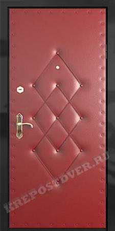 Входная дверь Винилискожа-15 — 1 фото