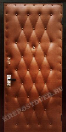 Входная дверь Винилискожа-17 — 1 фото