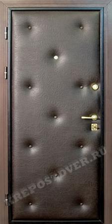 Входная дверь Винилискожа-18 — 1 фото