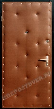 Входная дверь Винилискожа-19 — 1 фото