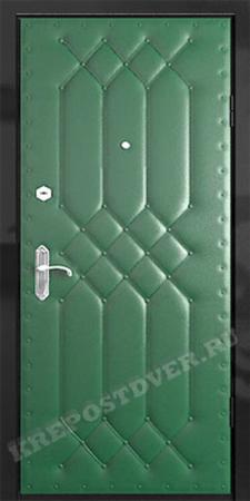 Входная дверь Винилискожа-20