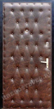 Входная дверь Винилискожа-21 — 1 фото