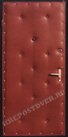 Входная дверь Винилискожа-22 — 1 фото