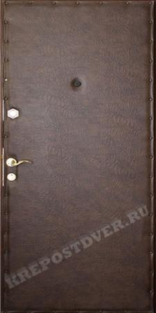 Входная дверь Винилискожа-24 — 1 фото