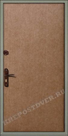 Входная дверь Винилискожа-27 — 1 фото