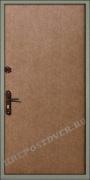 Входная дверь Винилискожа-27 утепленная