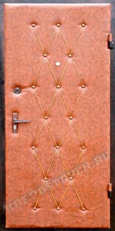 Входная дверь Винилискожа-33 — 1 фото