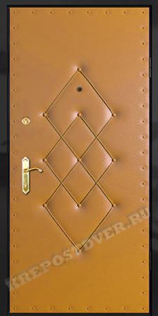 Входная дверь Винилискожа-34 — 1 фото