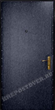 Входная дверь Винилискожа-38 — 1 фото