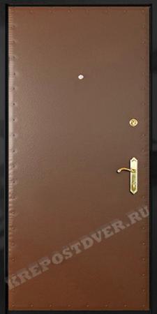Входная дверь Винилискожа-1 — 1 фото